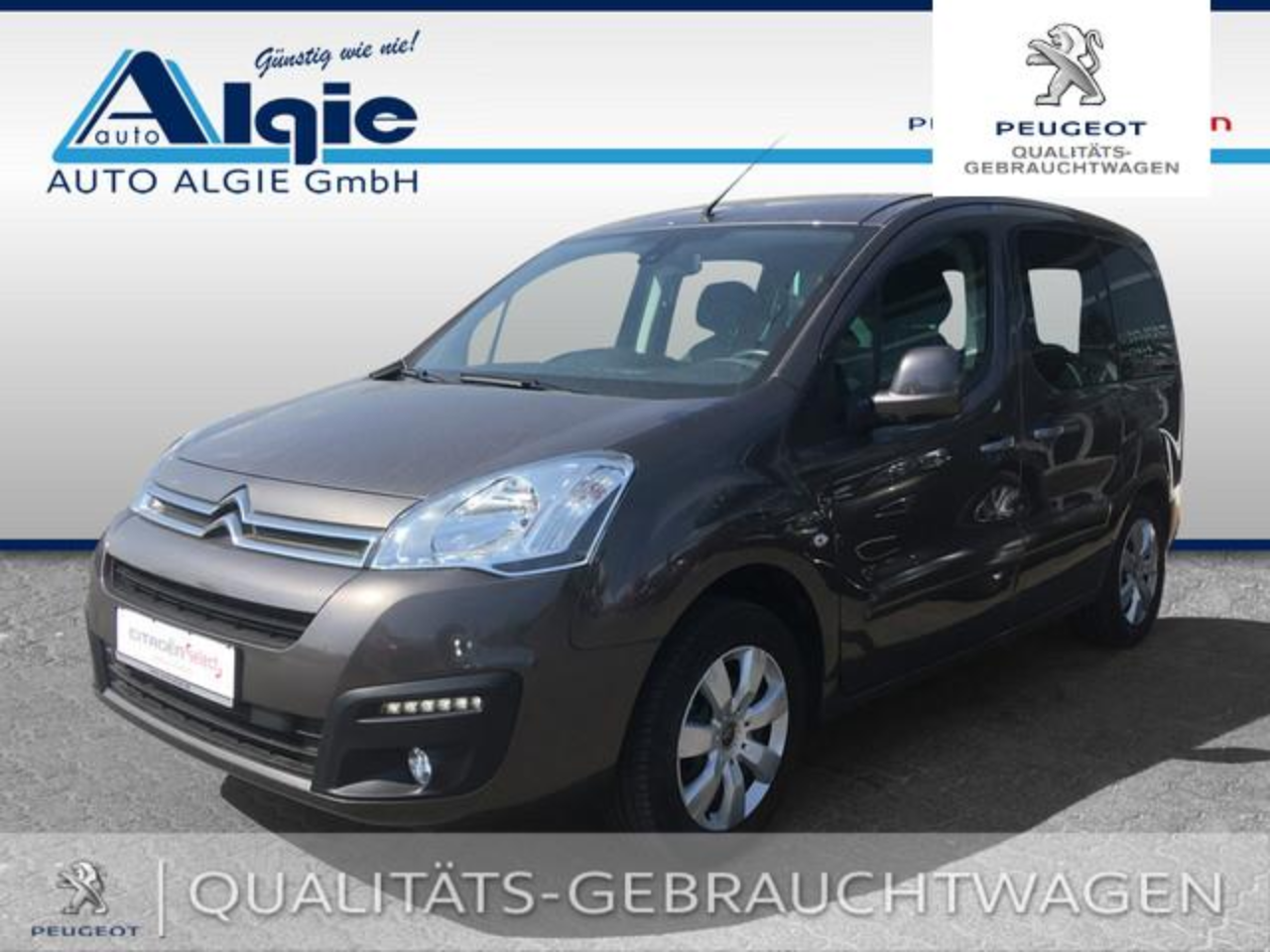Citroën Berlingo Multispace PureTech 110 SELECTION