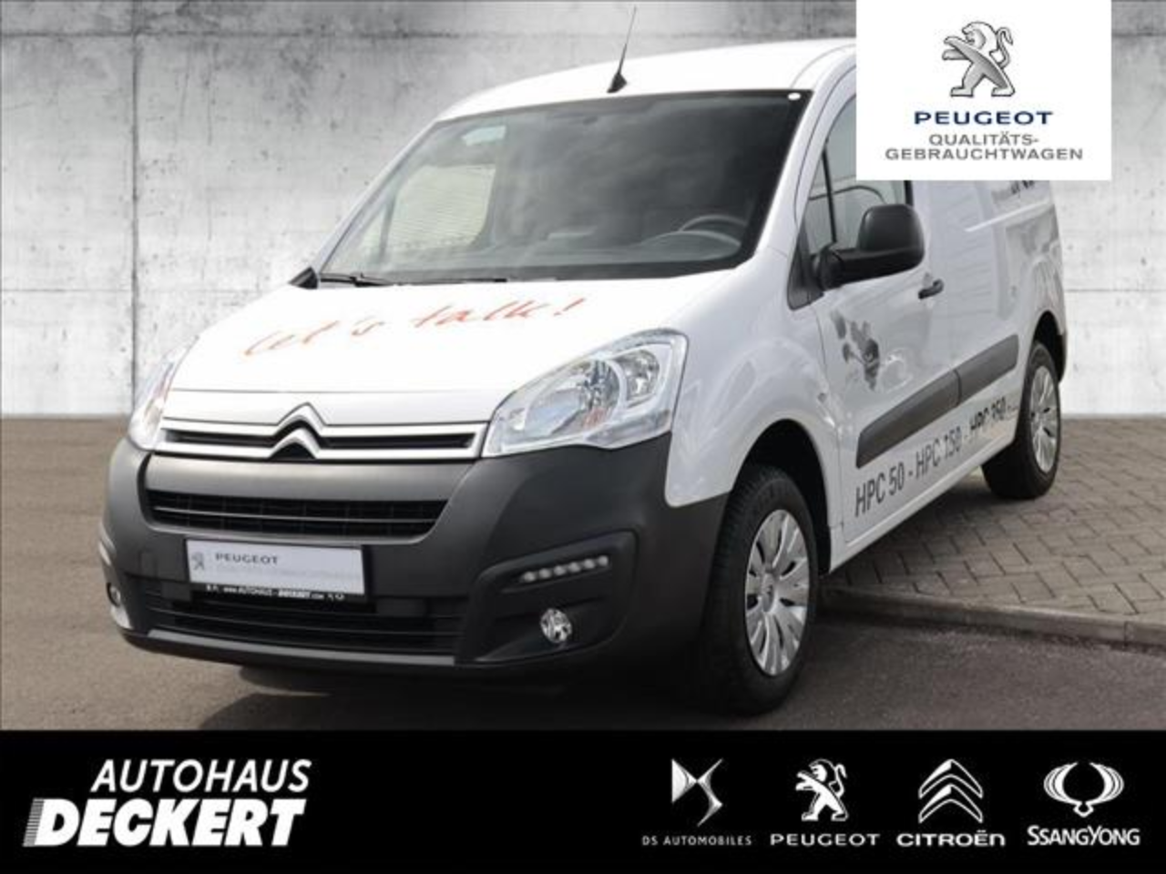 Citroën Berlingo Electric Niveau B L1