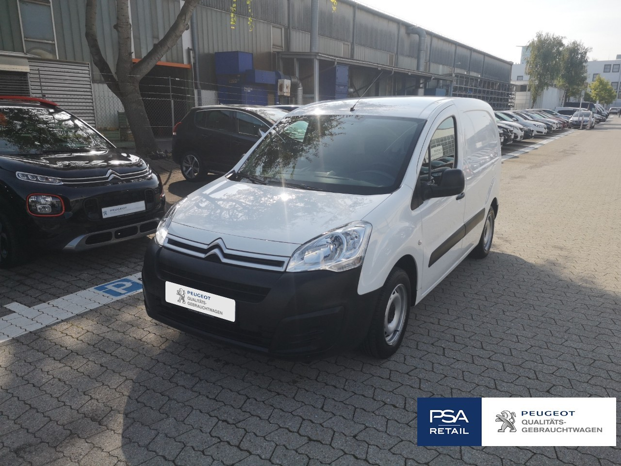 Citroën Berlingo L1 1.6 BlueHDi 75 FAP Business KLIMA