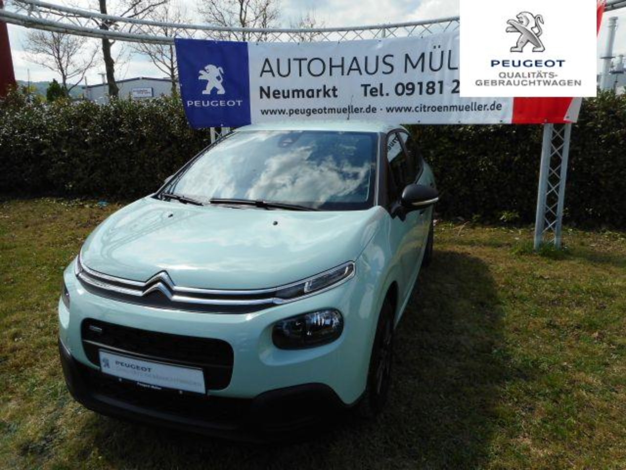 Citroën C3 Pure Tech 82 LIVE