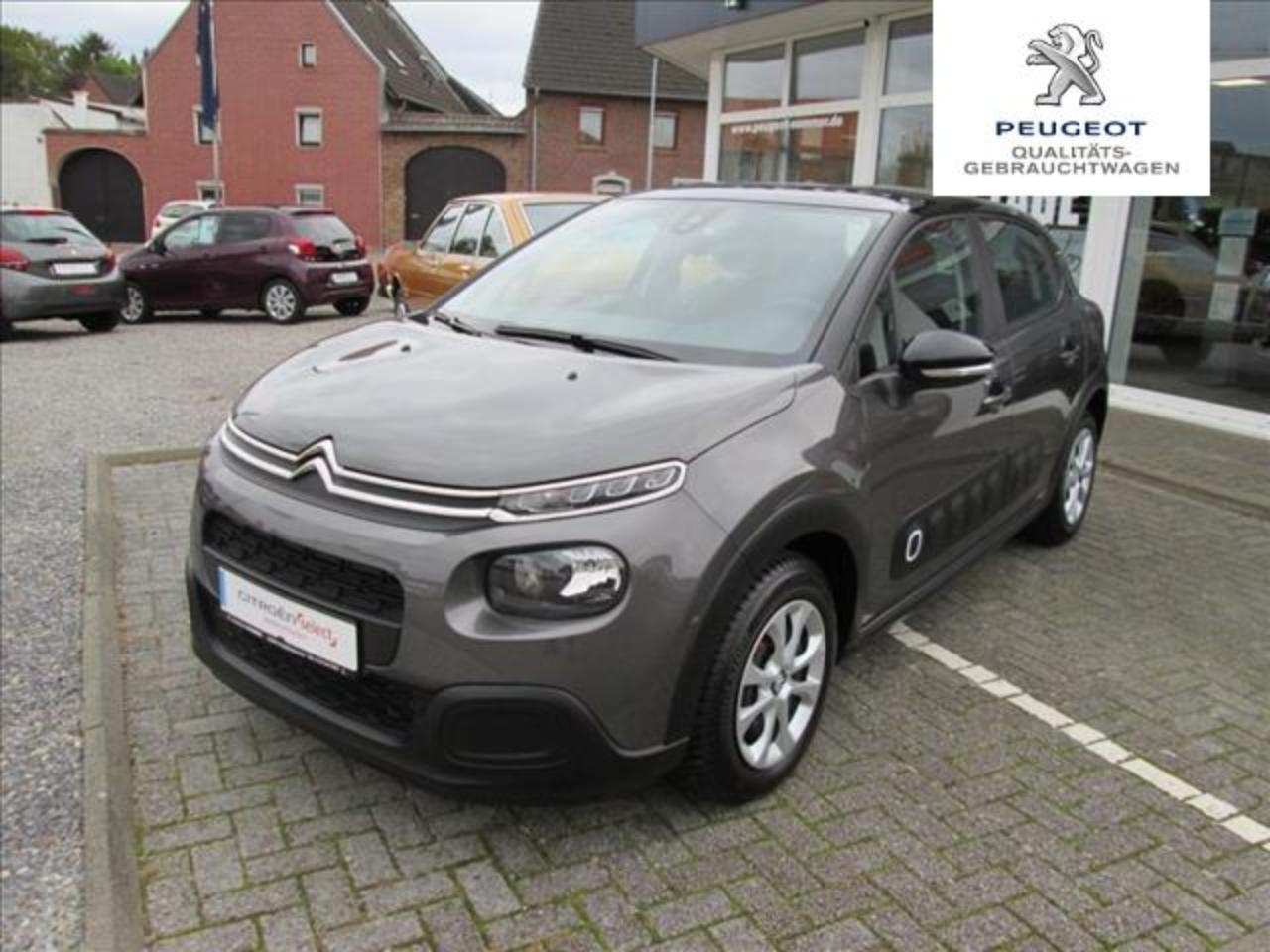 Citroën C3 1.2 P.Tech 82 FeelS&S(EU-6d-TEMP)SHZ,PDC