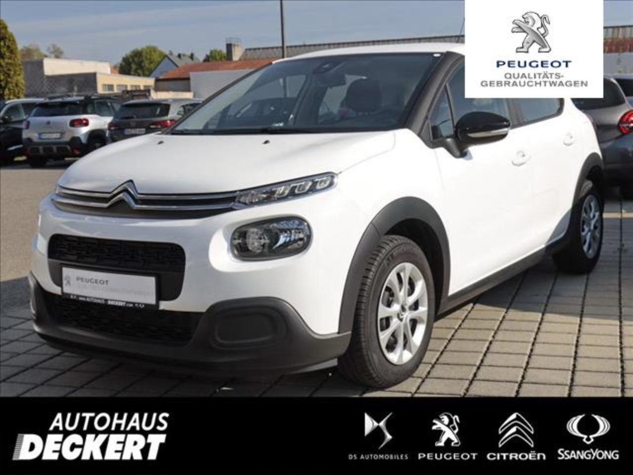 Citroën C3 Feel PureTech 82