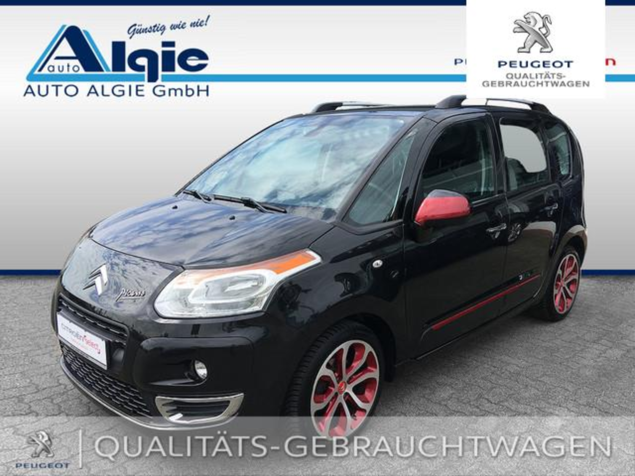 Citroën C3 Picasso VTi 95 Color Selektion *TOP*