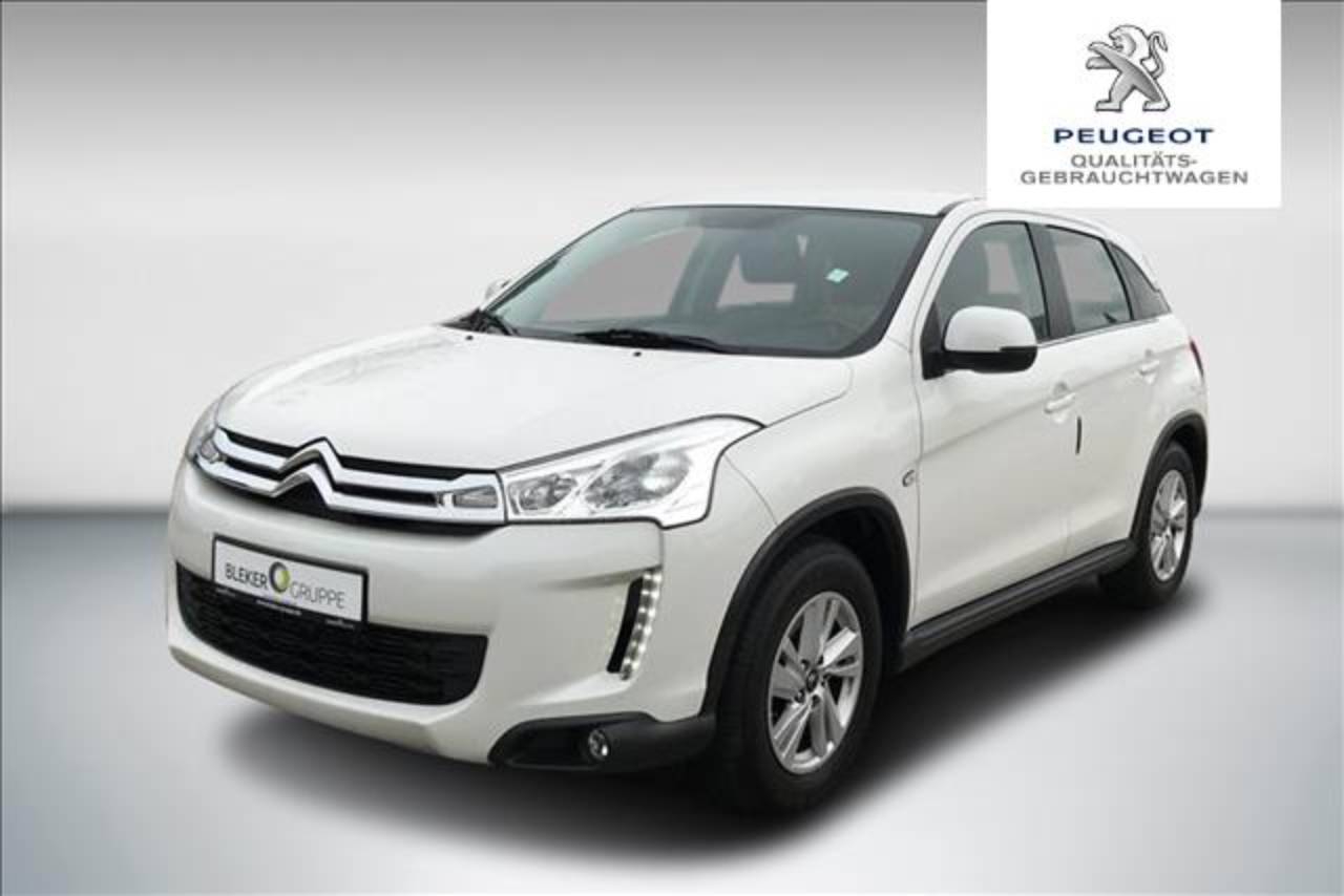 Citroën C4 Aircross e-HDI 115 Tendance Start Stop 2WD