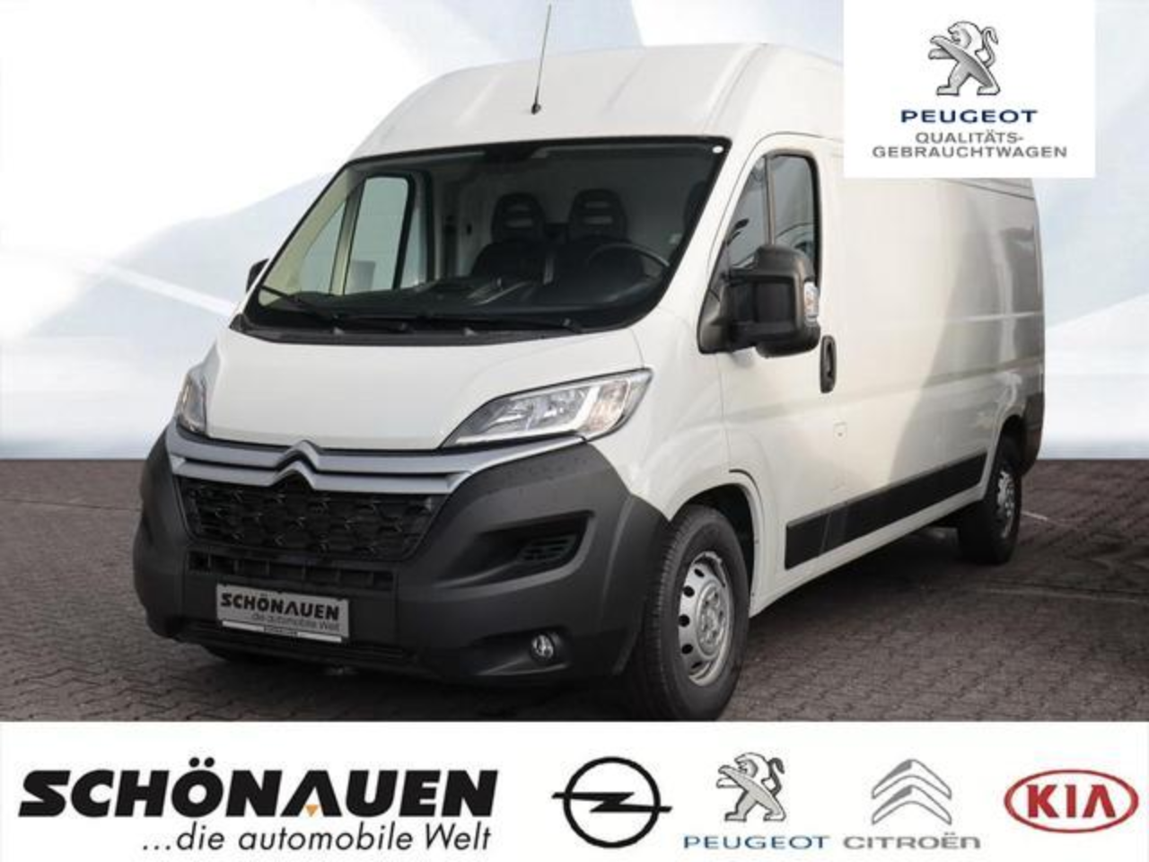 Citroën Jumper 35 L3H2 HEAVY BUSINESS +KLIMA+RFK+PDC++