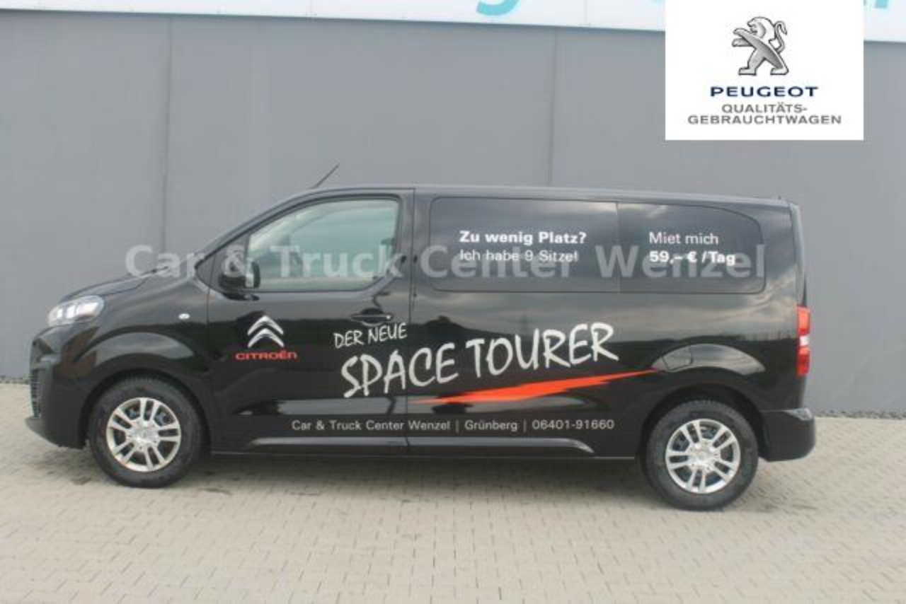 Citroën Jumpy Spacetourer Business M