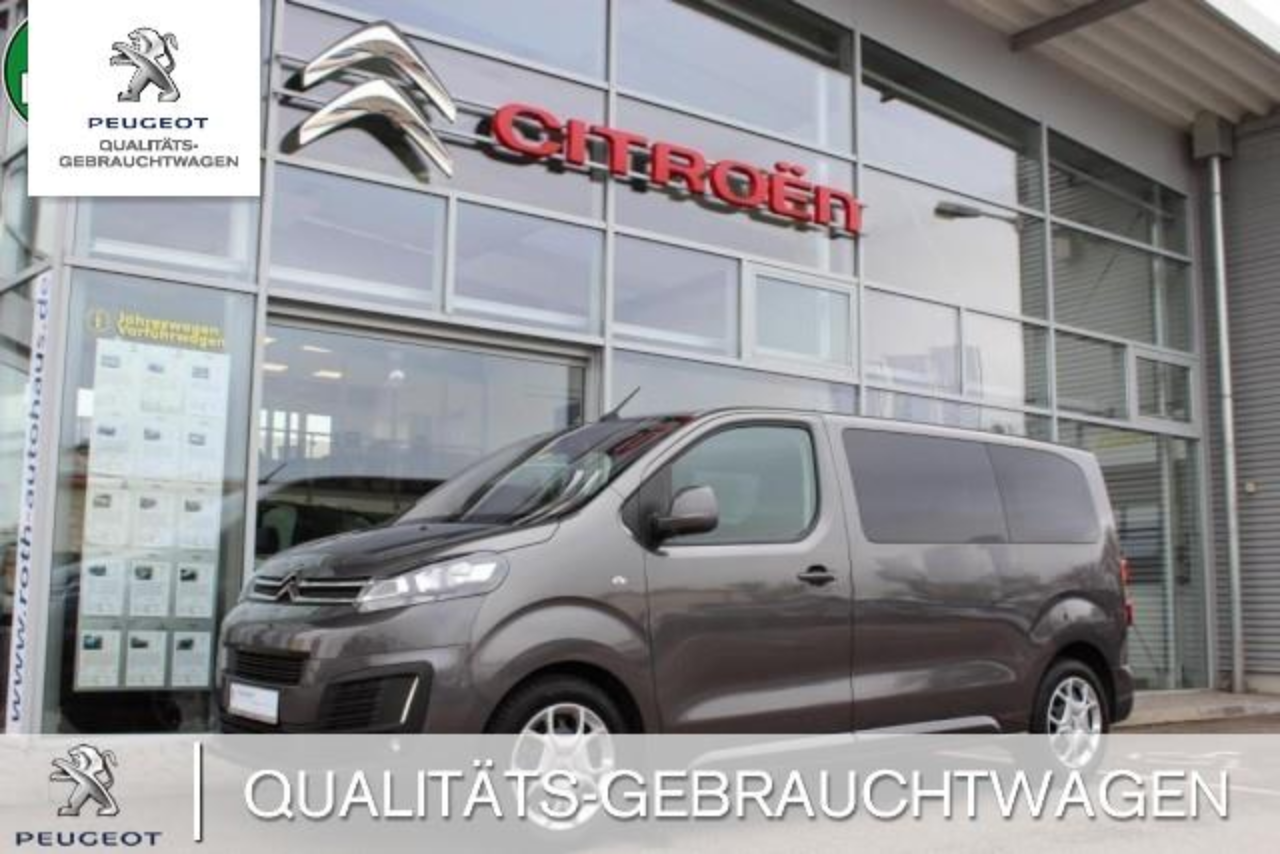 Citroën Spacetourer BlueHDi 150 M Feel Navi 7-Sitze