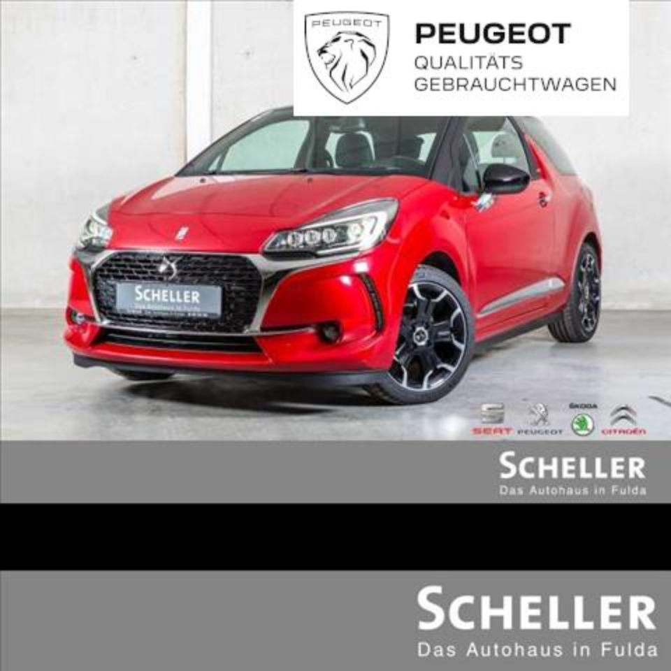 Ds DS 3 PureTech 110 Start & Stop SoChic