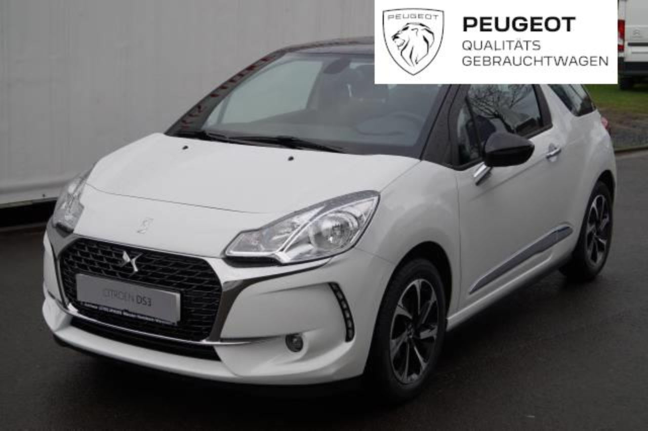 Ds DS 3 So Chic PureTech 82