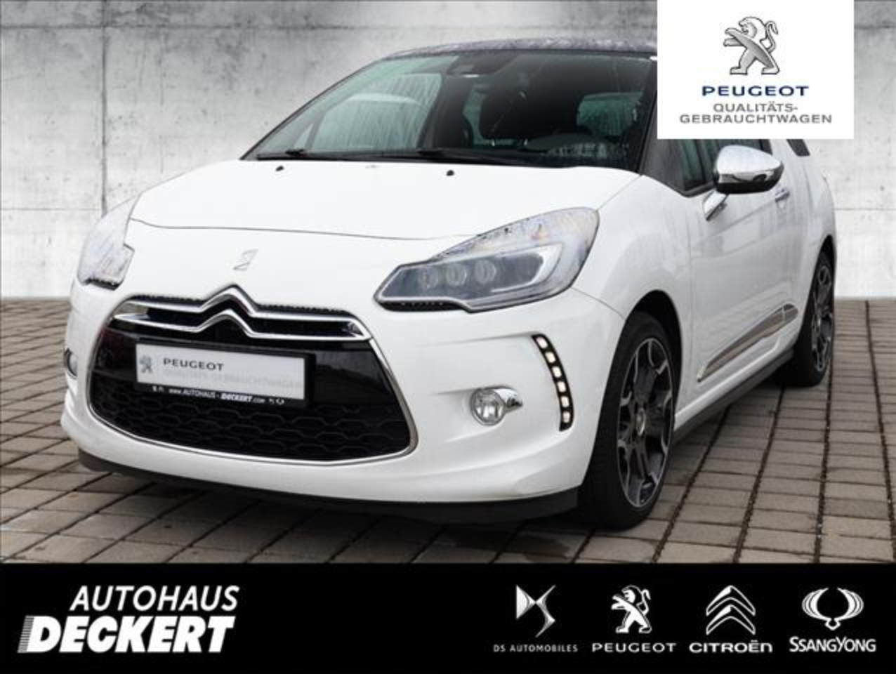 Ds DS 3 Sport Chic  BlueHDi 120