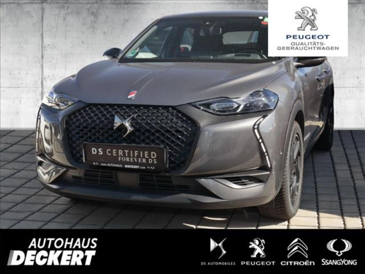 Ds DS 3 CROSSBACK Performance Line PureTech 100