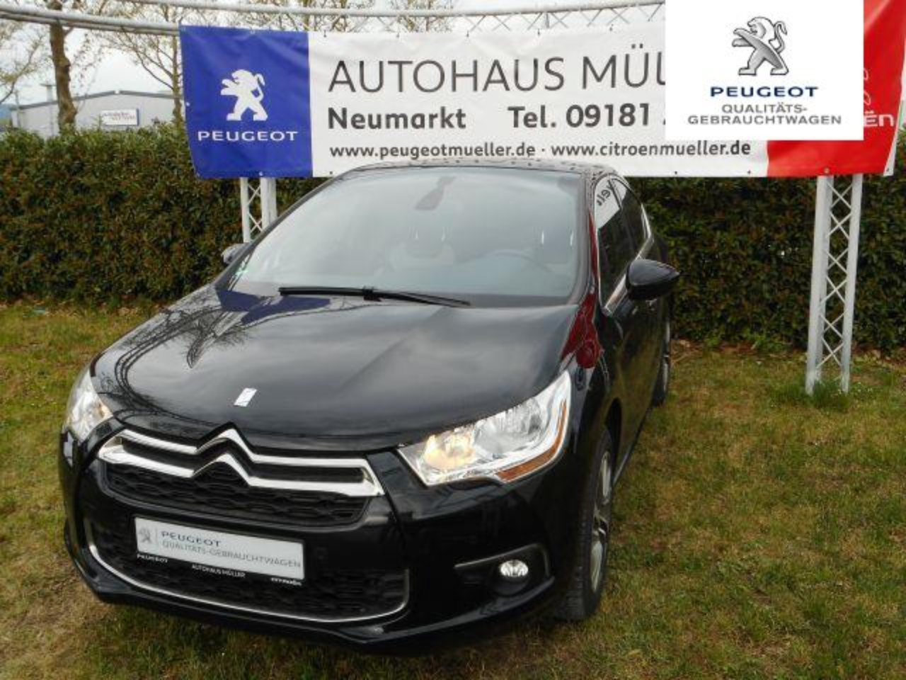 Ds DS 4 PureTech 130 Stop&Start Chic