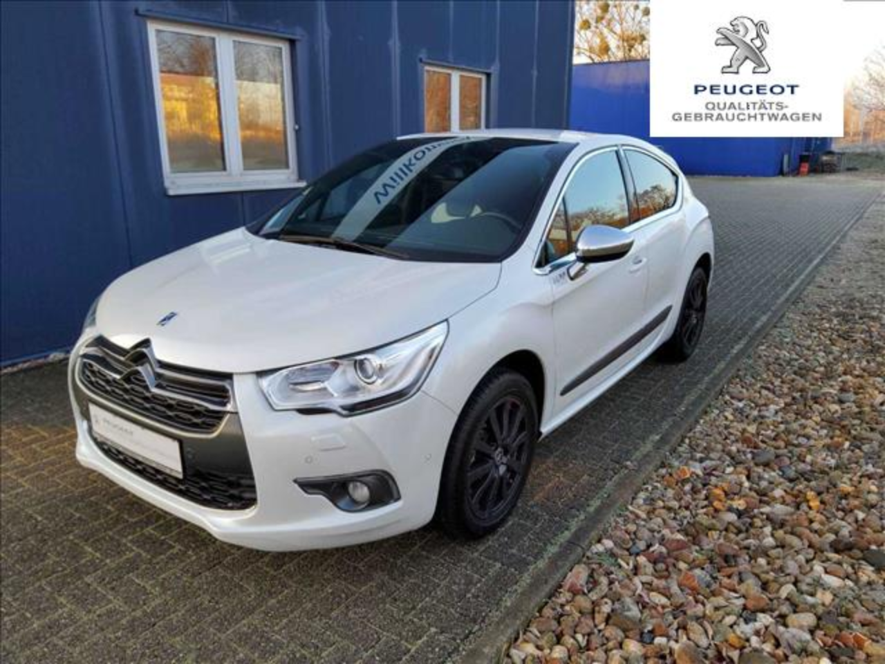 Ds DS 4 THP200 SPORT CHI