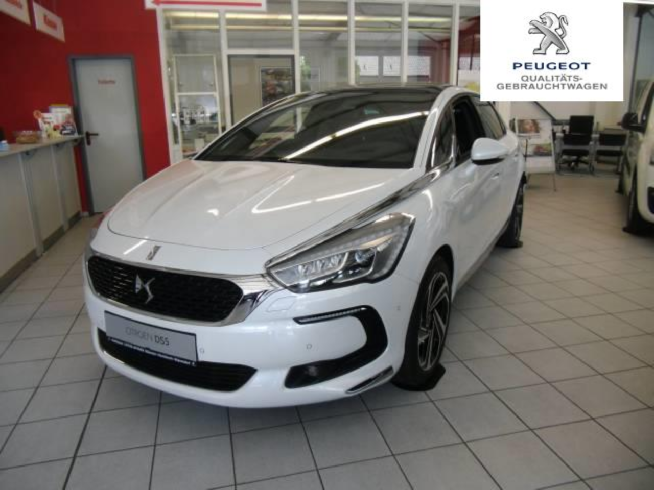 Ds DS 5 BUSINESS CLASS HYBRID4 EURO6