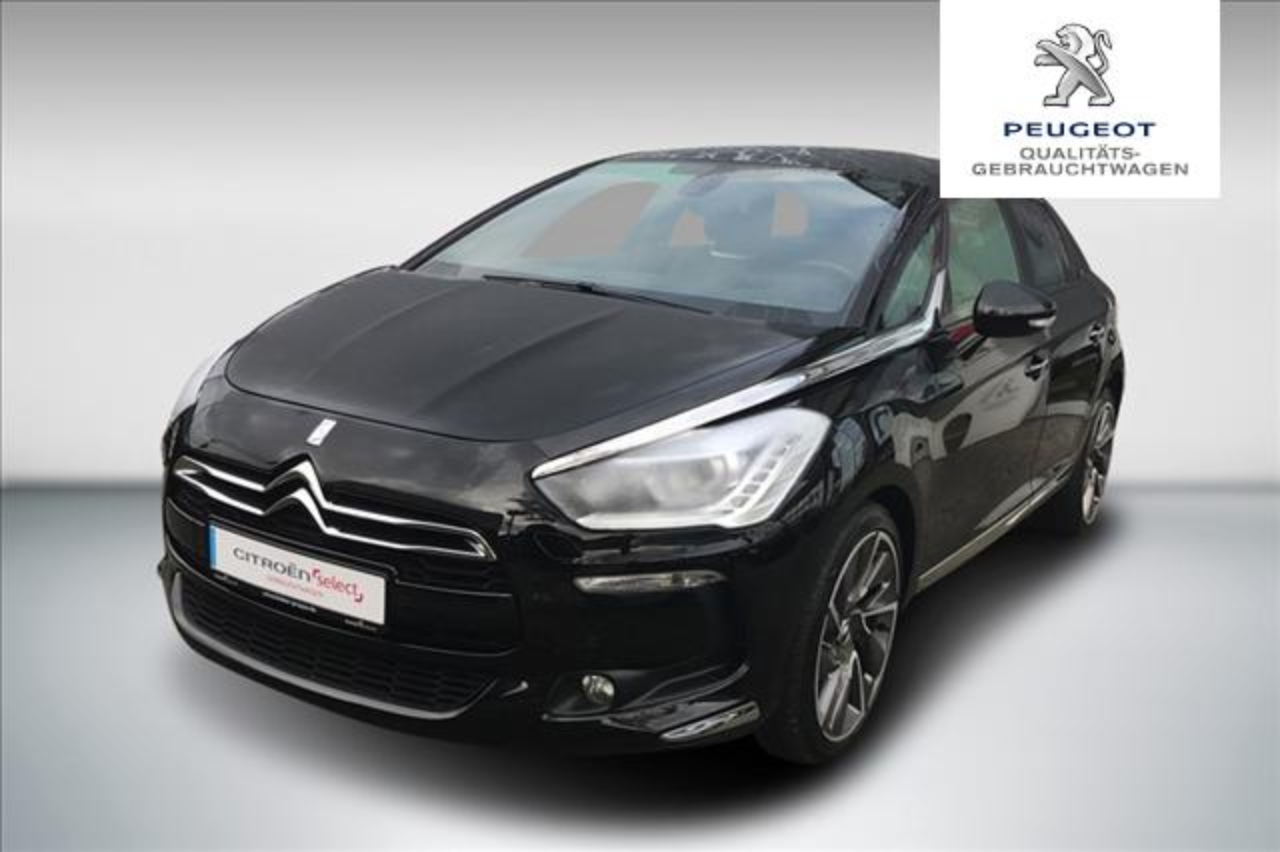Ds DS 5 BlueHDi 180 Sport Chic EAT6 Start Stop
