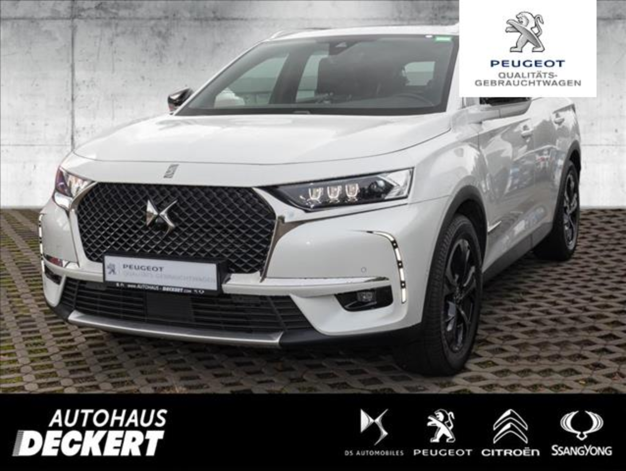 Ds DS 7 Crossback Business Line BlueHDi 180 Automatik