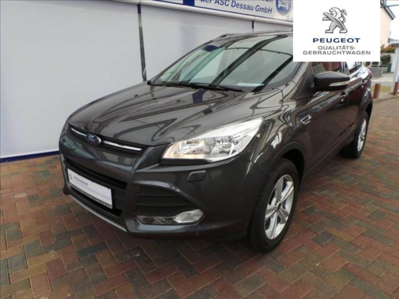 Ford Kuga 1.5 Ecoboost ST Line 4x2 S&S