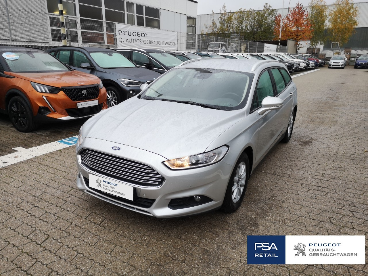 Ford Mondeo Turnier 2.0 TDCi Start-Stopp Business Edition