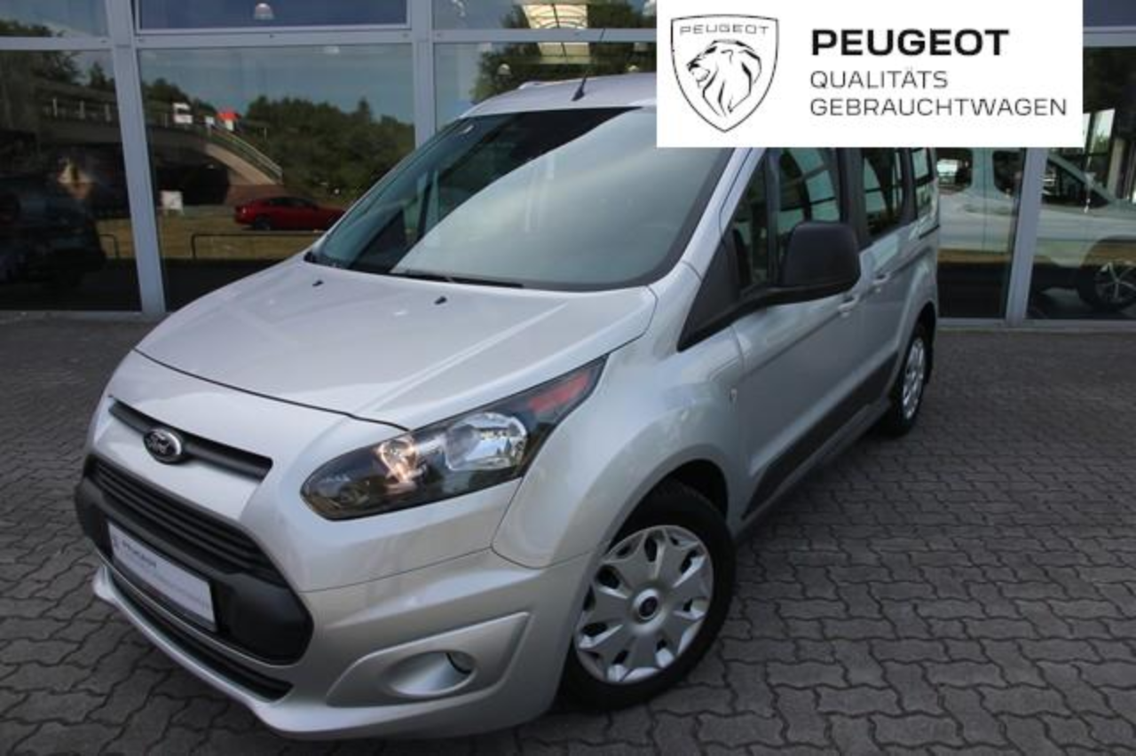 Ford Tourneo Connect 1.5 TDCi Trend StHz, Navi...