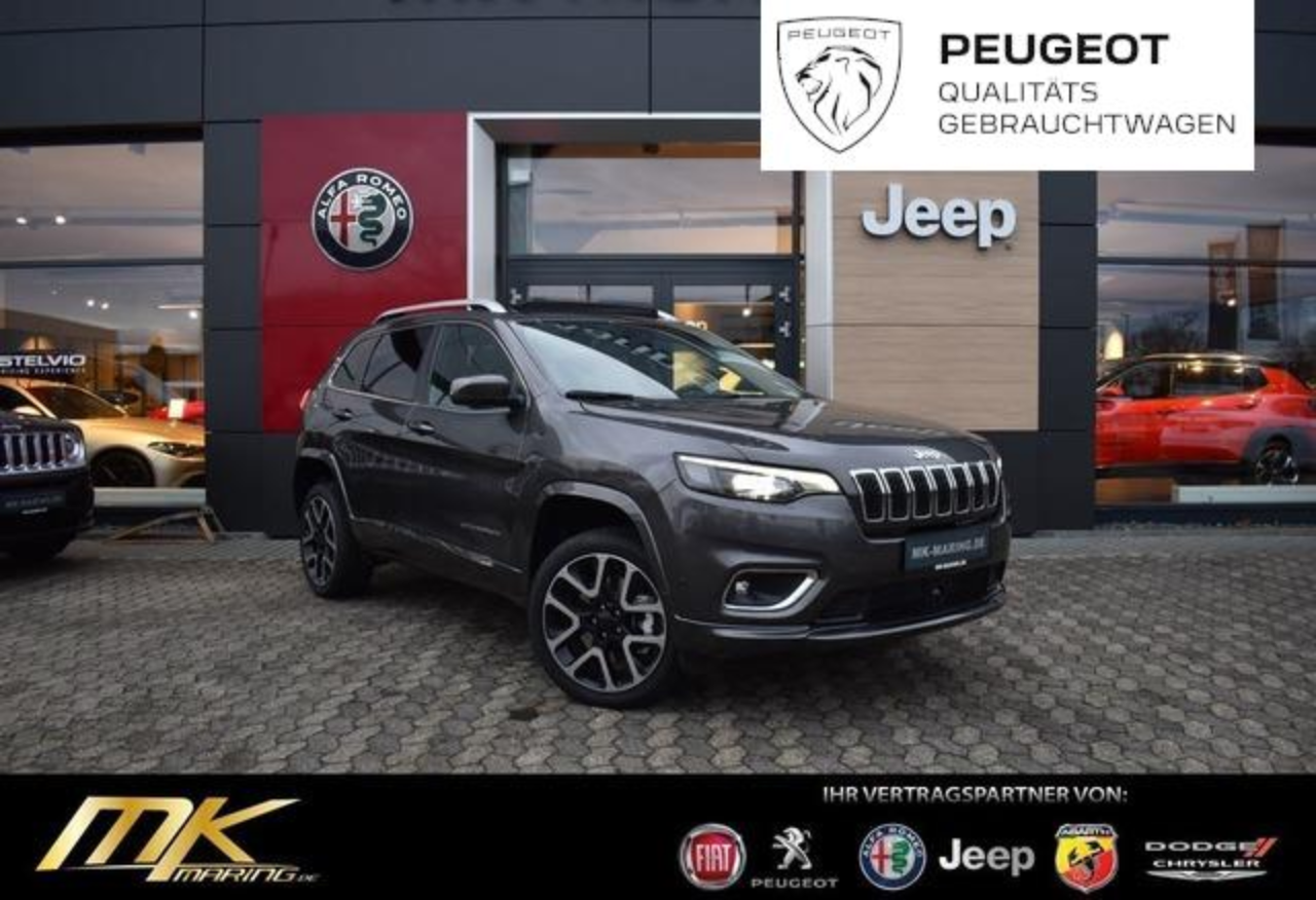 Jeep Cherokee Overland 4WD MY19*NEUES-MODELL*LED*E6D*
