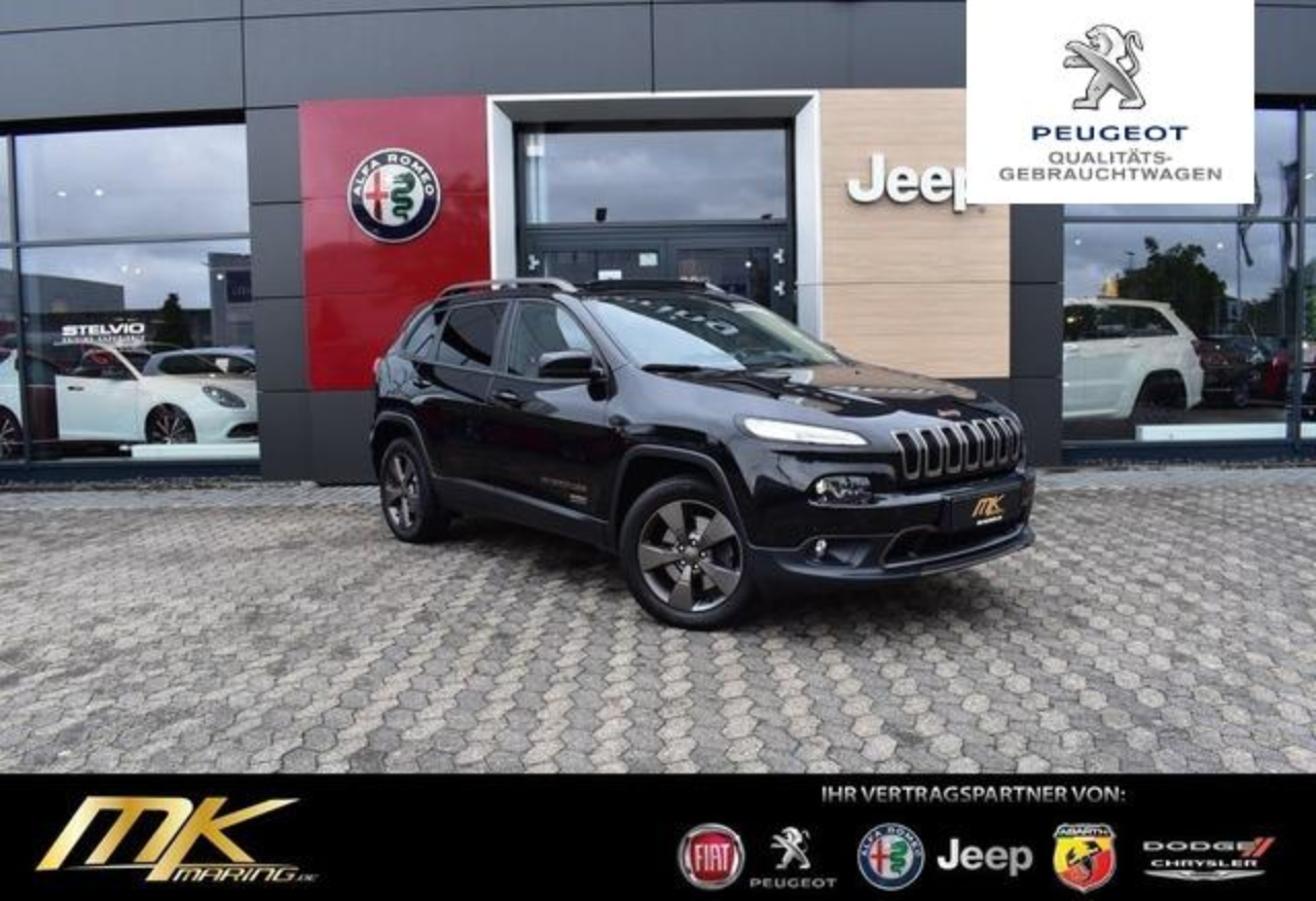 Jeep Cherokee 2.2 M-JET*LIMITED*75th ANNIVERSARY*PANO