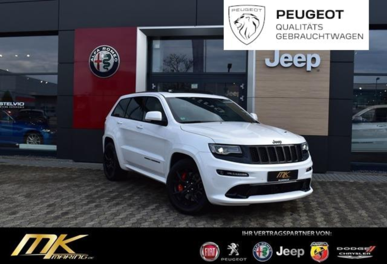 Jeep Grand Cherokee 6.4 V8 SRT NIGHT*PANO*TRAUM*BI-XE