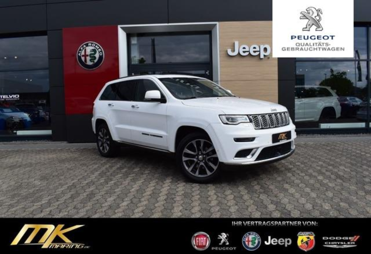 Jeep Grand Cherokee 3.0 SUMMIT*PANO*LUFT*BI-XEN*VOLL*