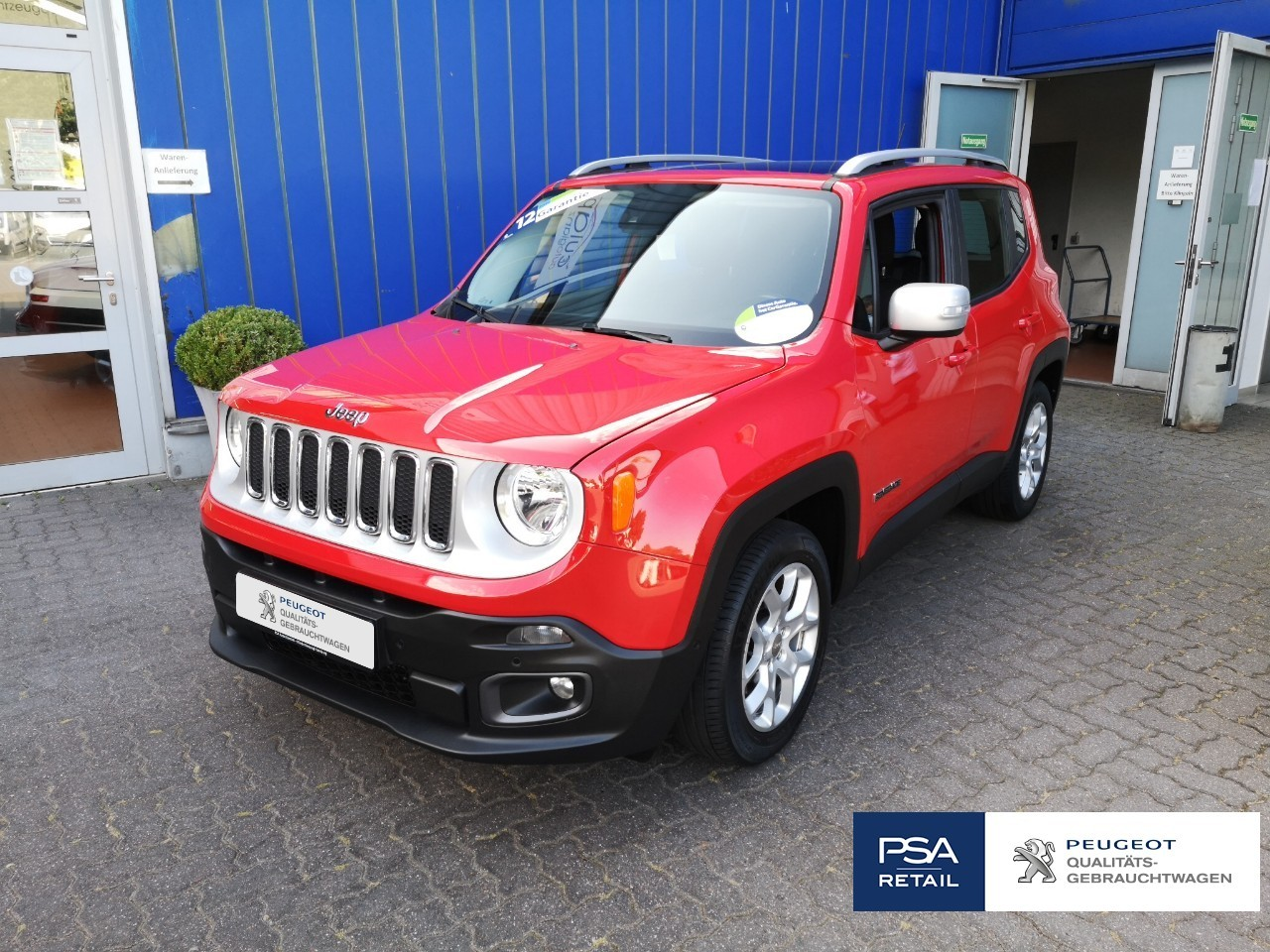Jeep Renegade Limited 1.4 MultiAir