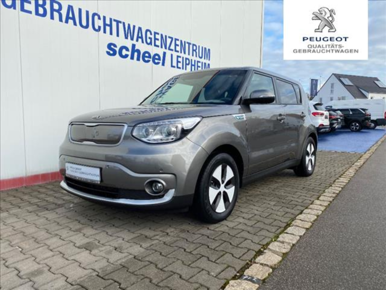Kia Soul EV Play*NAVI*LEDER*SHZ*SMART-KEY uvm.