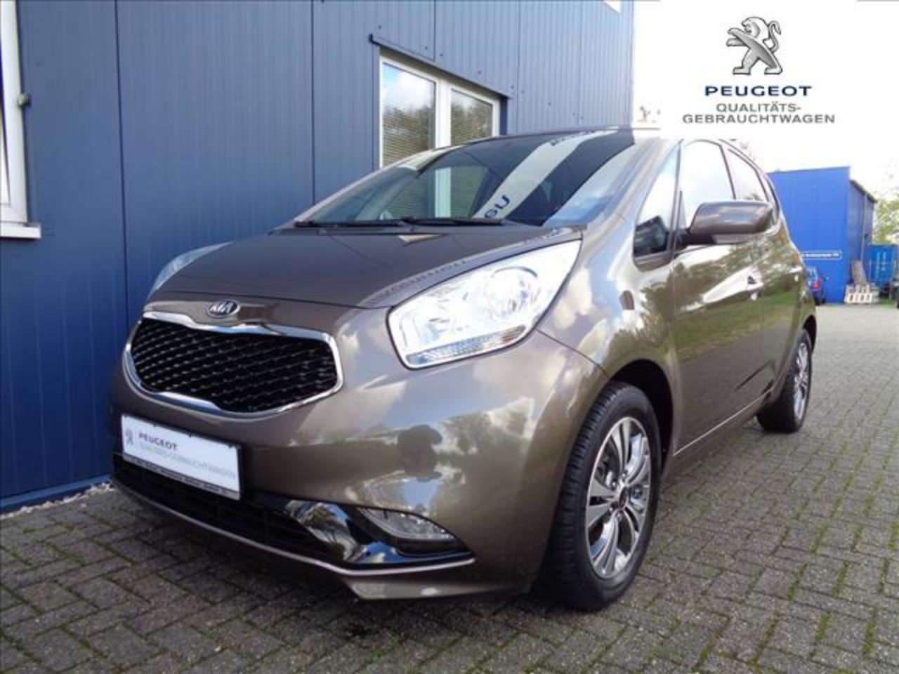 Kia Venga 1.6 Cvvi Dream Team