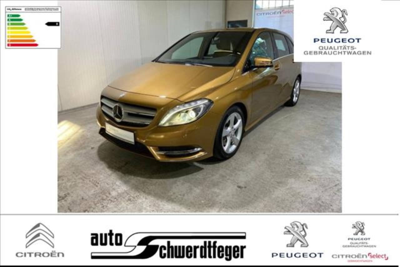 Mercedes B-Klasse CLASSE B (BlueEFFICIENCY) 7G-DCT Sports Tourer