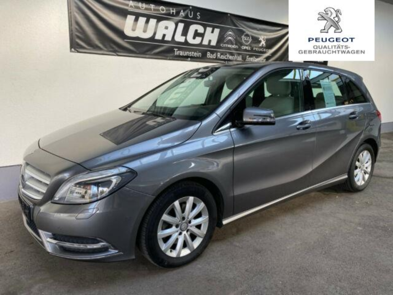 Mercedes B-Klasse CLASSE B -Klasse  CDI BlueEFFICIENCY