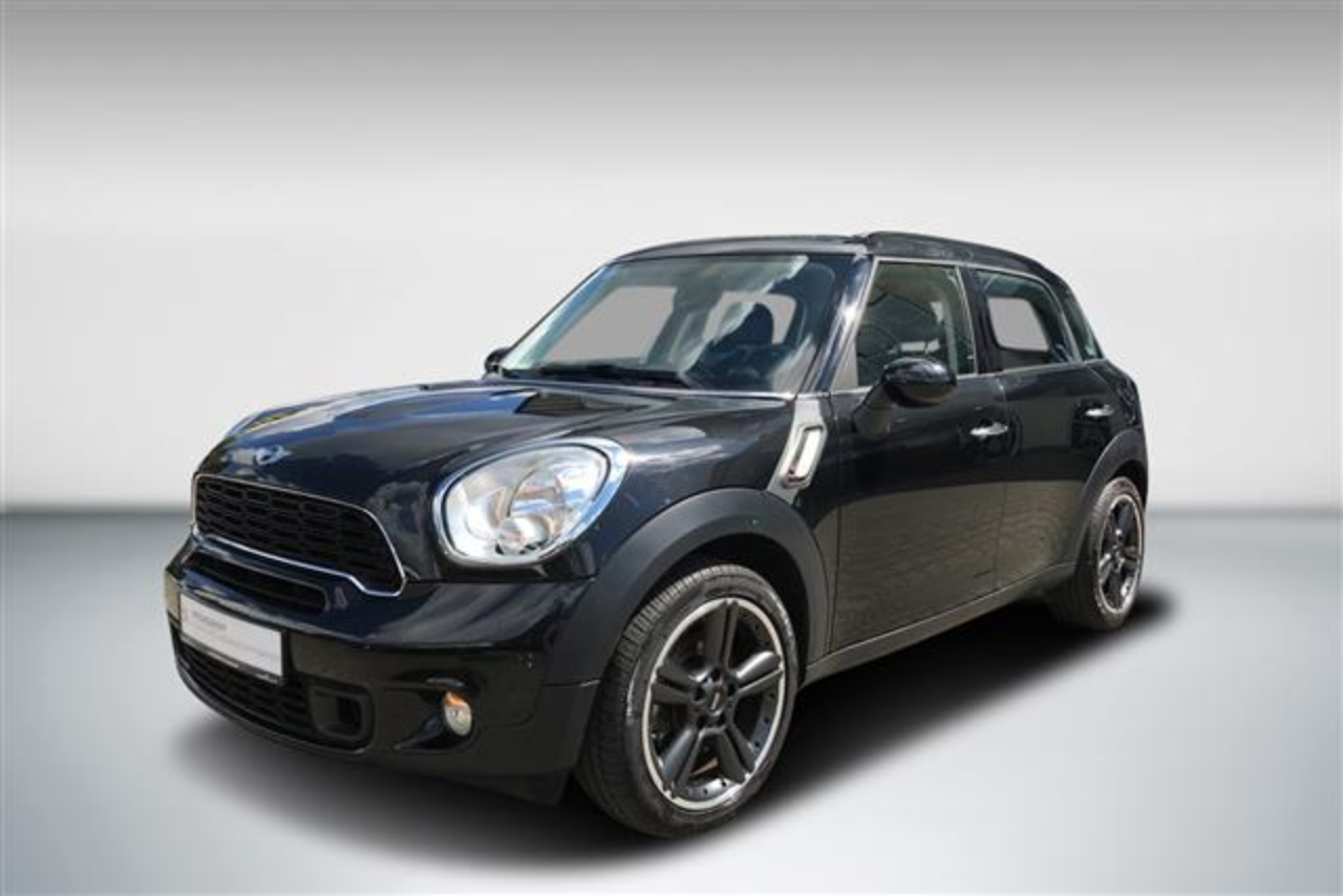 Mini Countryman COOPER_S_