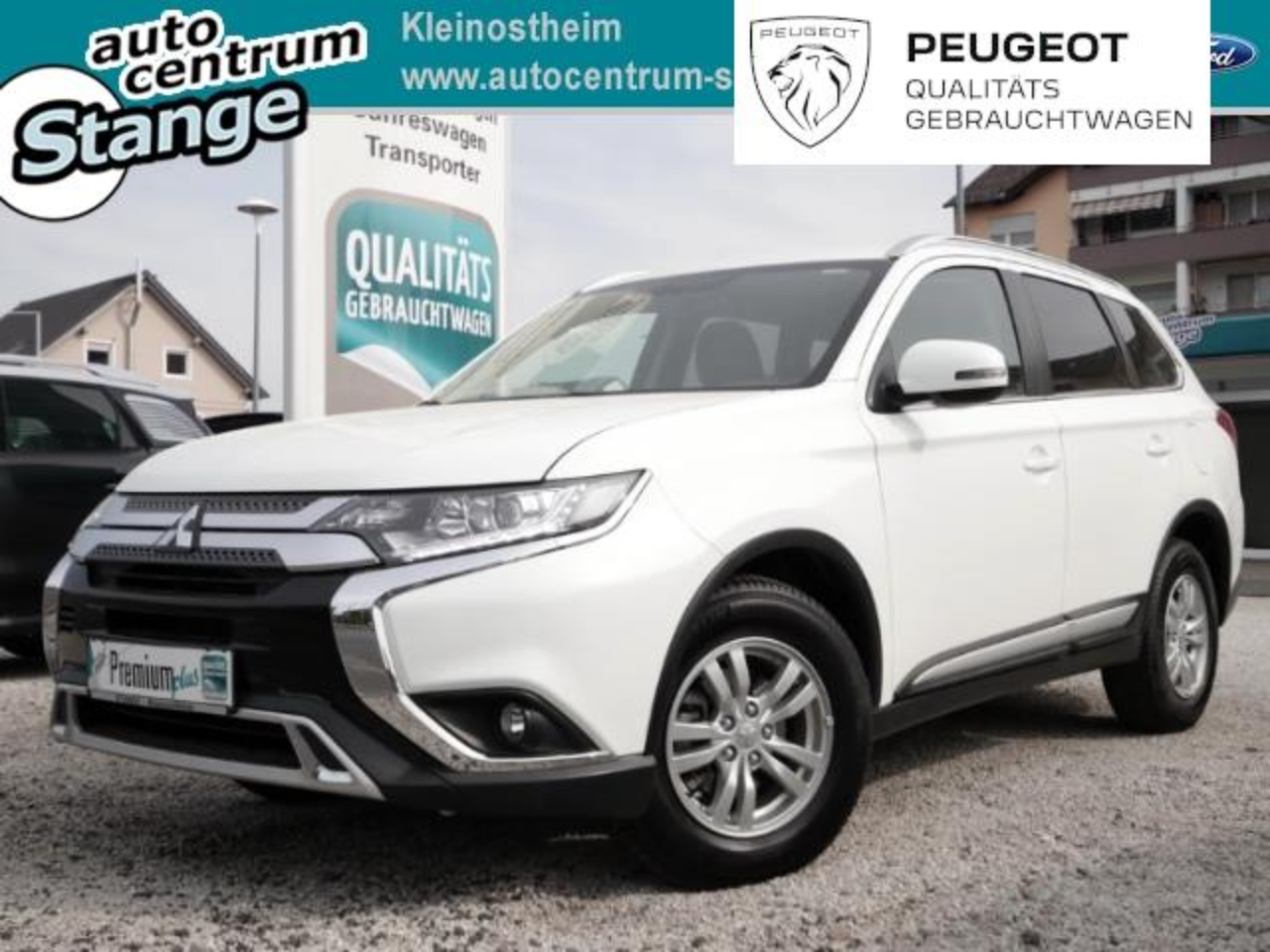 Mitsubishi Outlander Diamant Edition Navi Bluetooth Temp SHZ