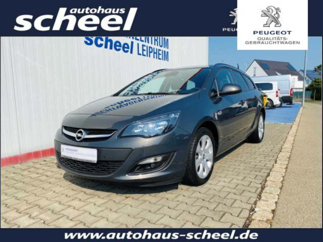 Opel Astra 1.4 Turbo Sports Tourer Aut. Style