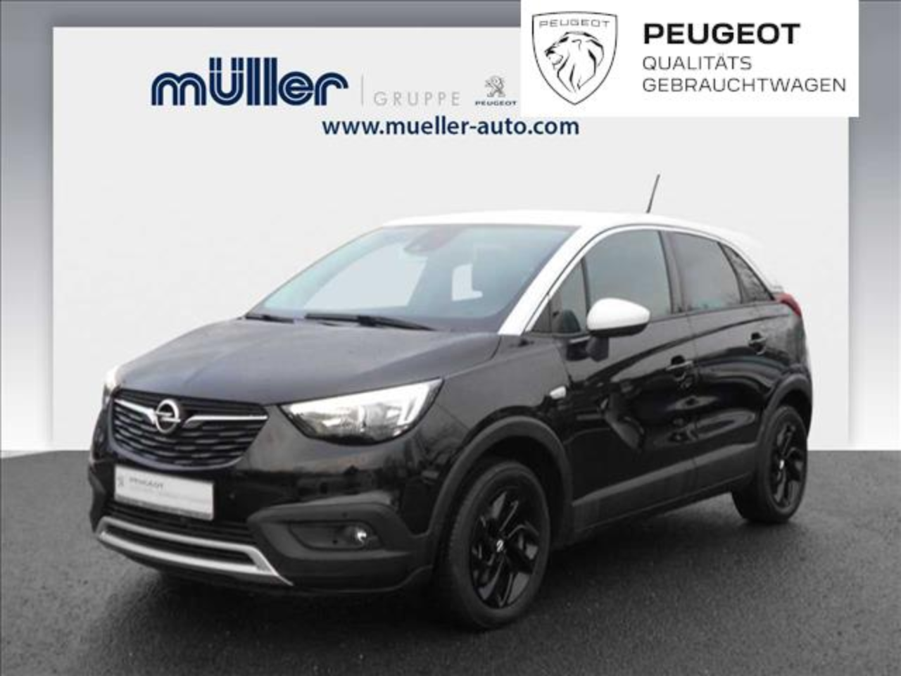 Opel Crossland X 1.2 Innovation NAVI SHZ APP PDC