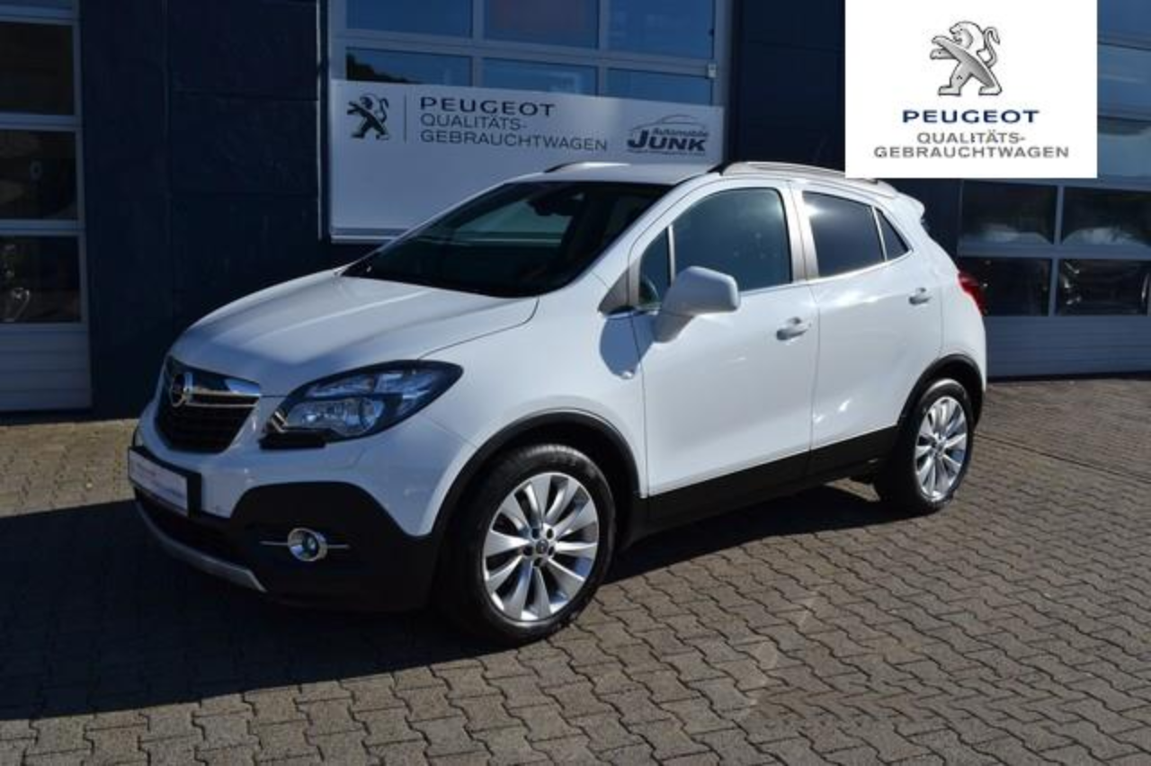 Opel Mokka 1.4T Innovation 4x4 ecoFlex