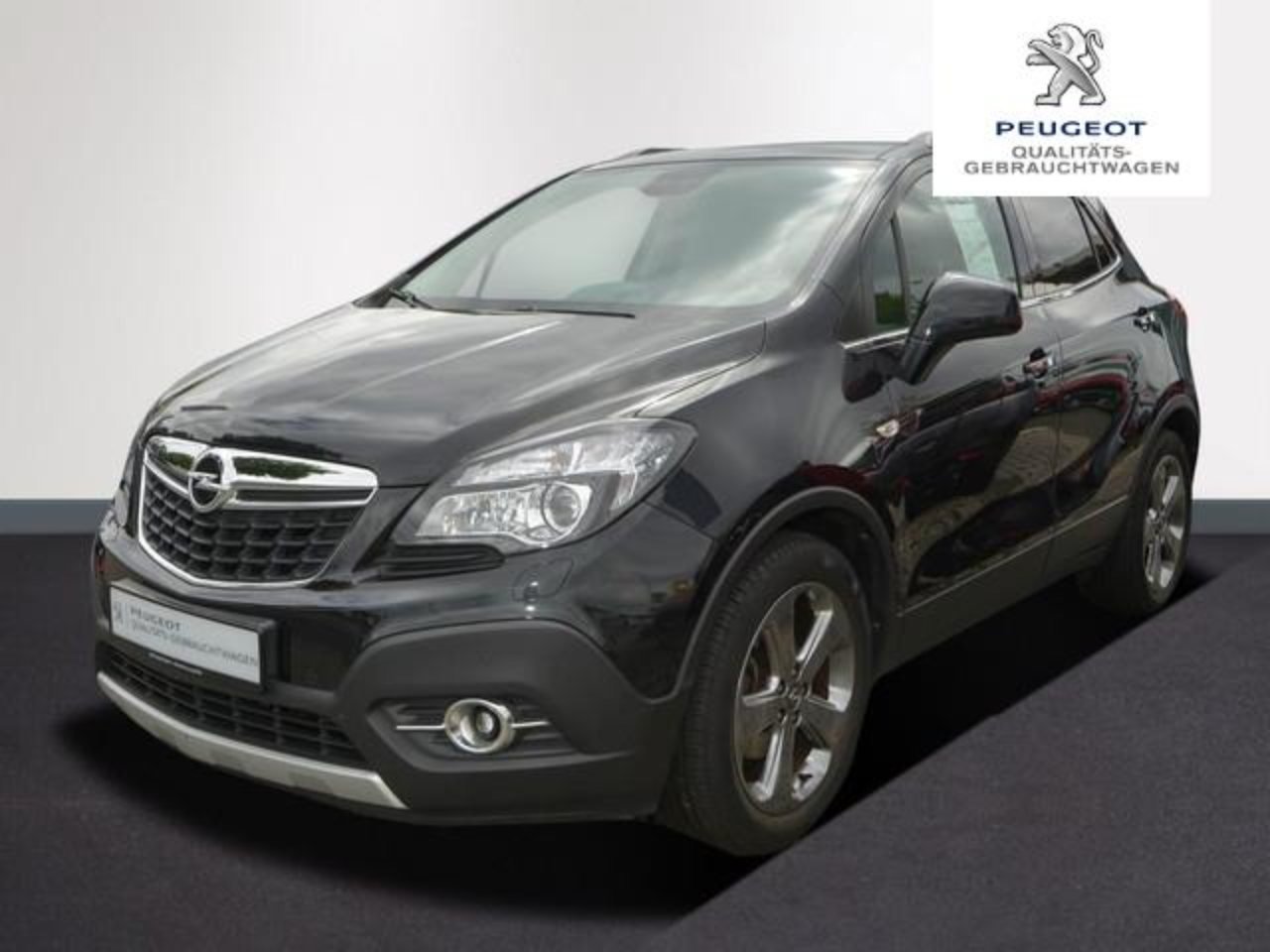 Opel Mokka Innovation 1.4 Autom. Teilleder Xenon Winter EPH K