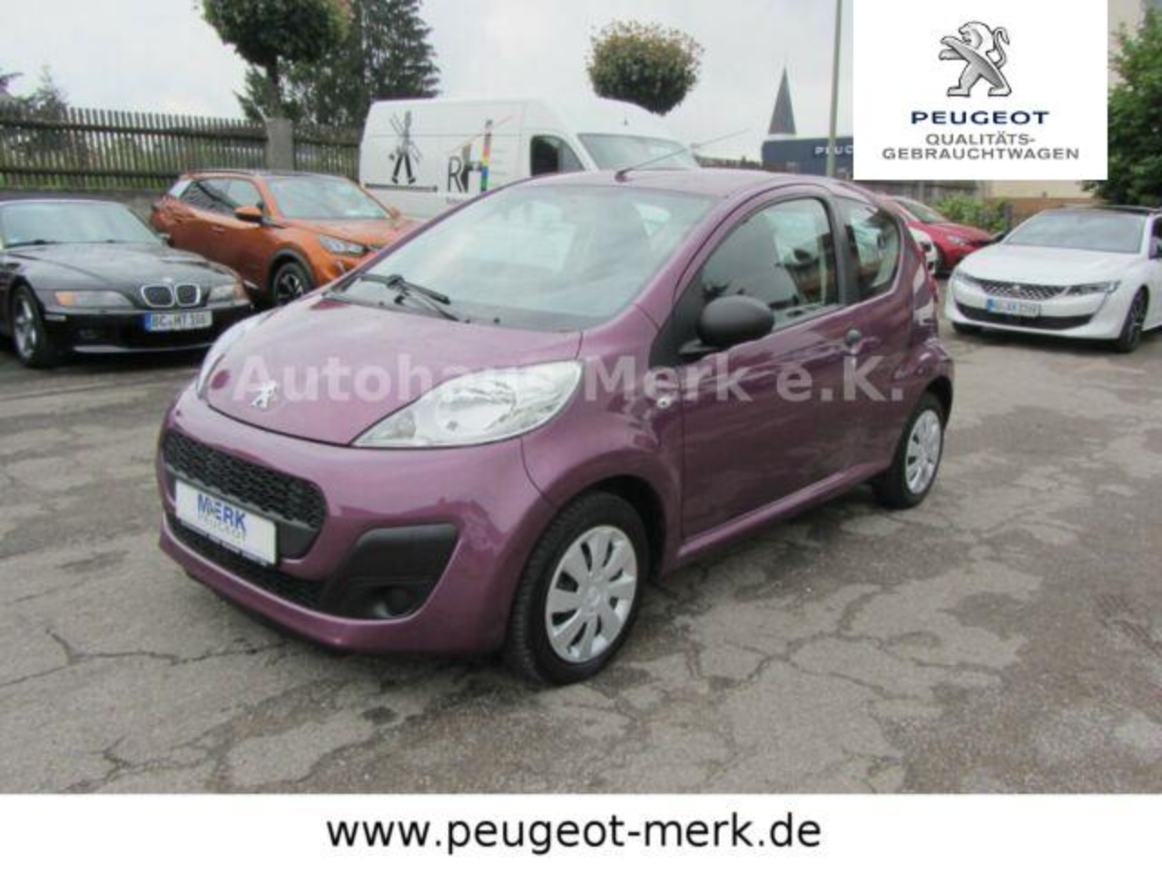 Peugeot 107 Access, Standheizung