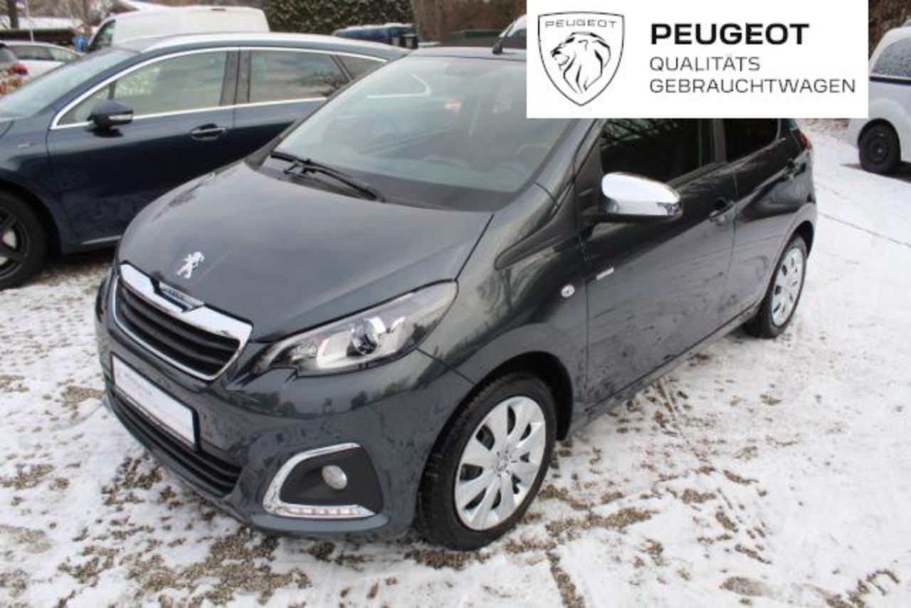 Peugeot 108 VTI 72 Top! Style, Sitzheizung