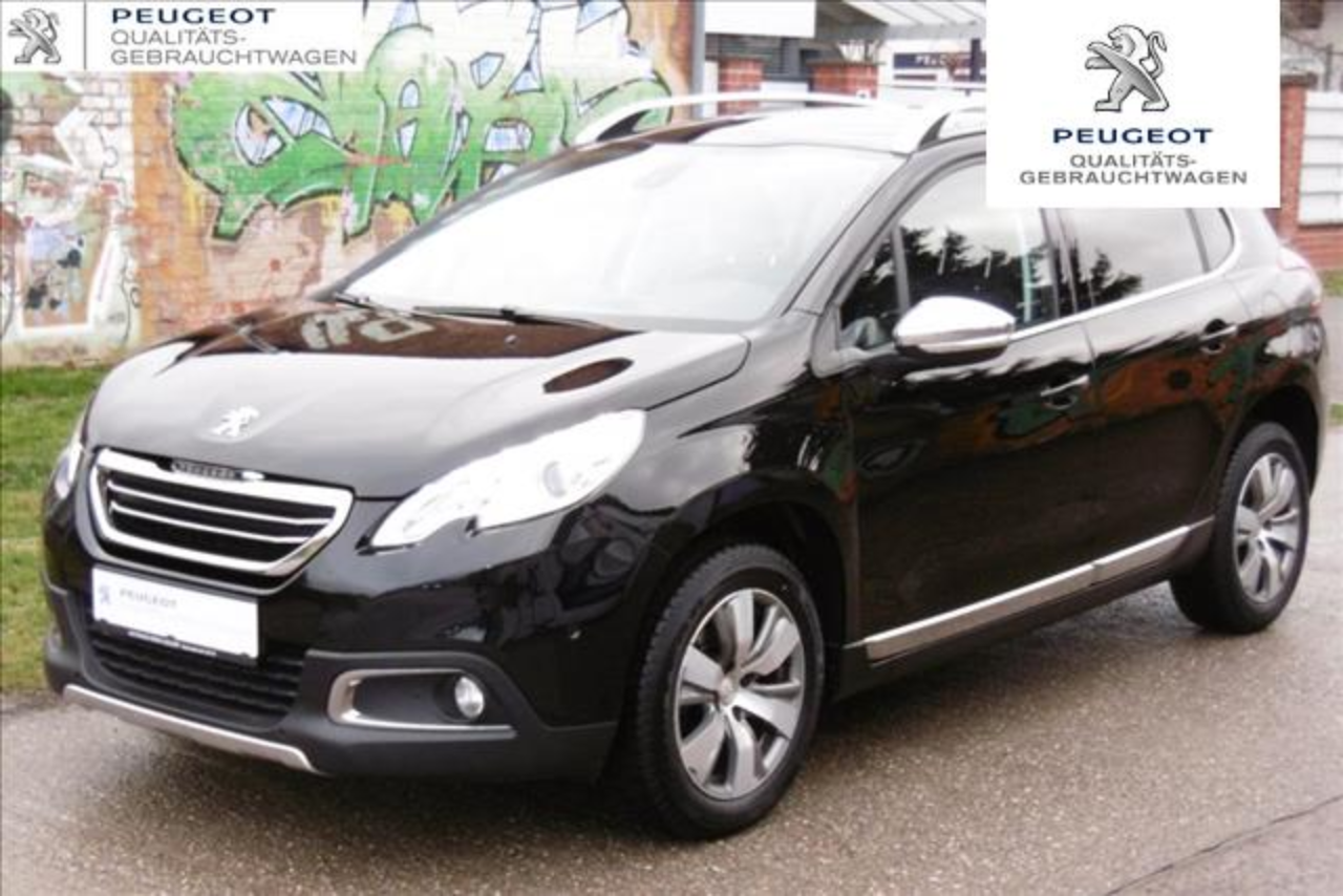Peugeot 2008 BlueHDi 100 S&S Allure Pano Allwetter
