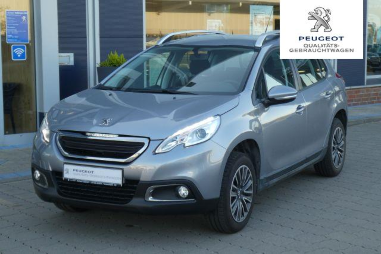 Peugeot 2008 PureTech 82 Urban Move SHZ, Bluetooth, EPH
