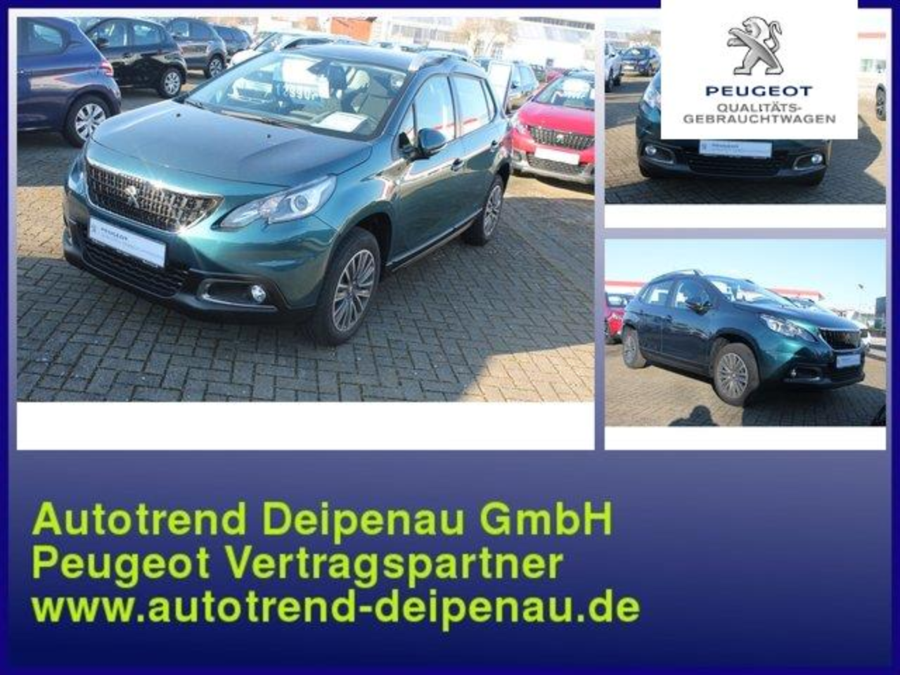 Peugeot 2008 Active Pure Tech 82