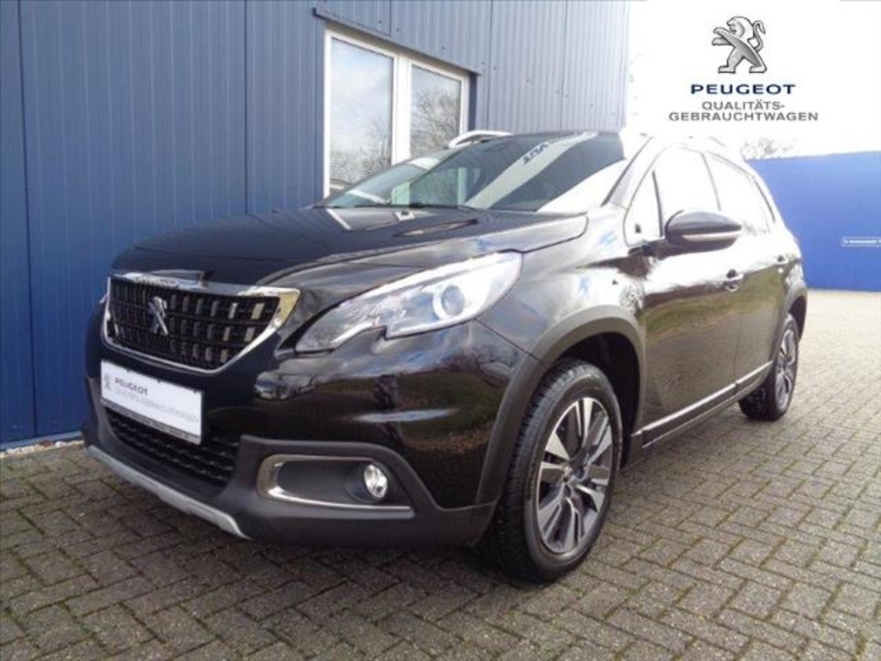 Peugeot 2008 ALL PURTECH 110