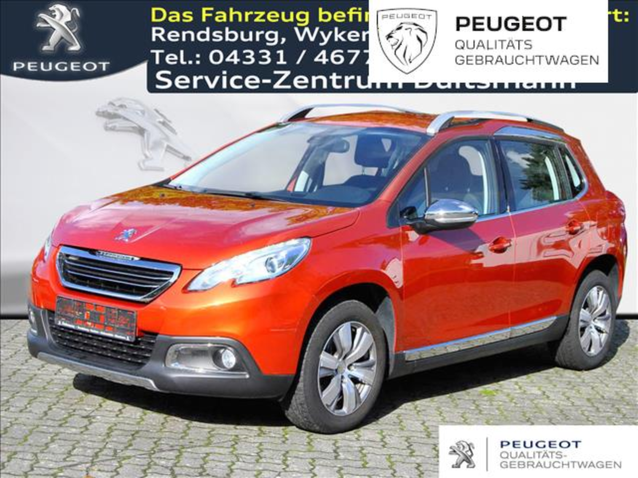 Peugeot 2008 BlueHDi 120 Allure ++Standheizung++