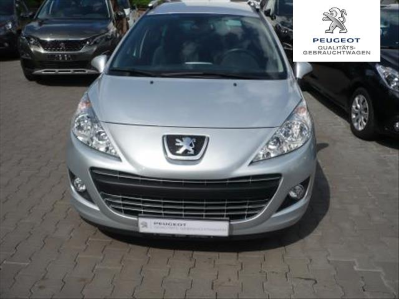Peugeot 207 SW Forever HDi 92