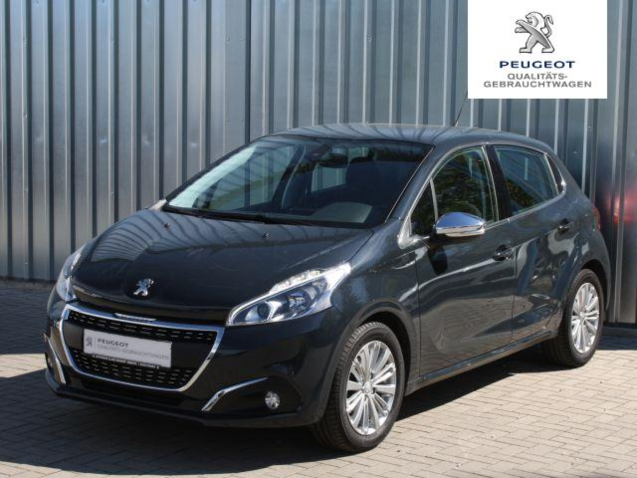 Peugeot 208 Allure 110 EAT6 PureTech