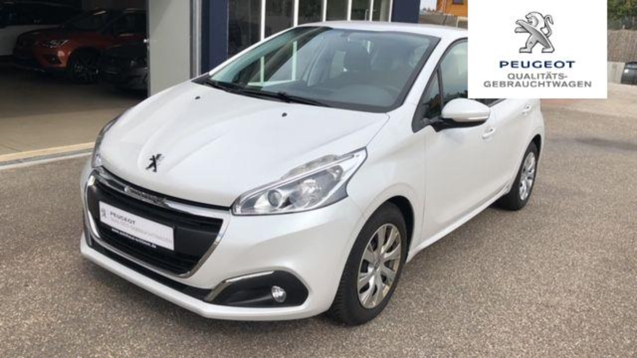 Peugeot 208 Blue-HDi 100 Stop&Start Active