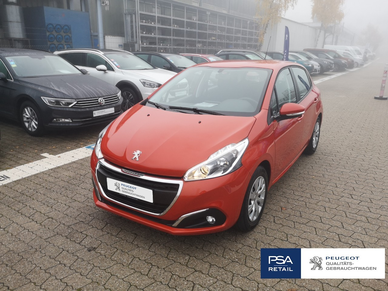 Peugeot 208 PureTech 82 Start & Stop Active