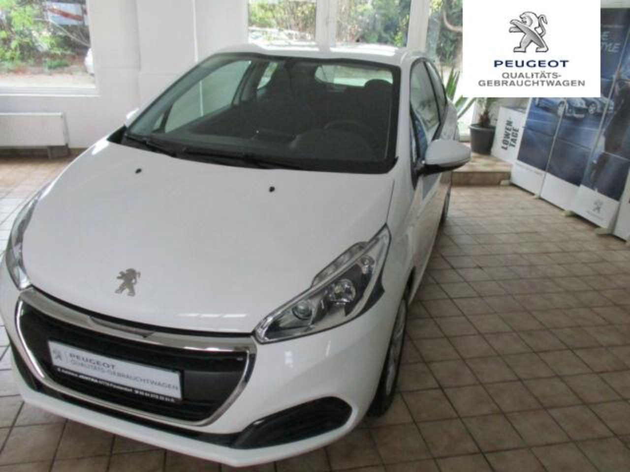 Peugeot 208 Active Pure Tech 68